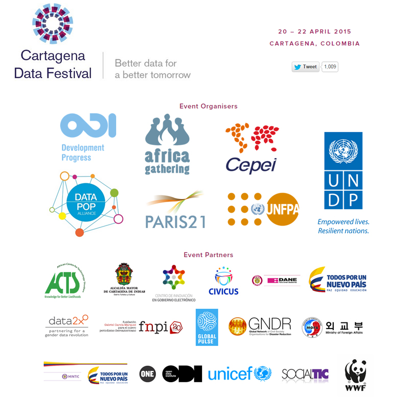 Cartagena Data Festival 2015