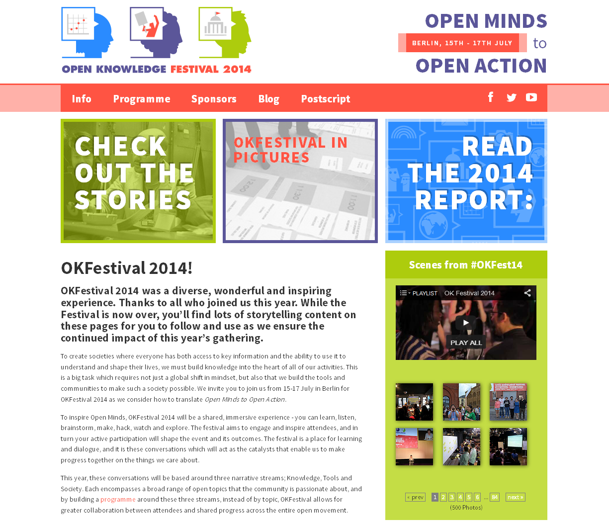 2014 OKFestival