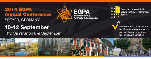 EGPA - European Group for Public Administration - Annual Conference